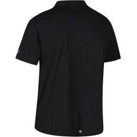 Regatta Maverik IV - Camiseta manga corta Hombre - negro